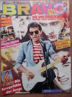 BRAVO 48- 1982 (0) F.R. David Nena Bob Geldorf Joan Jett AC/DC James Dean Markus