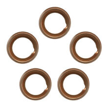 5* Oil Drain Plugs Crush Washers Gaskets Copper 1102601M02 For Nissan Infiniti