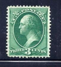 US Stamps - #158 - MNG - 3 cent Washington Issue - CV $40