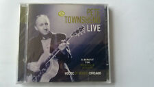 "Pete Townshend---""LIVE""----A Benefit For Maryville Academy--2 CD-----NEU & OVP"