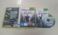 Harry Potter and The Deathly Hallows Part 1 Xbox 360 Game PAL
