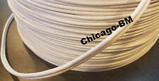 15 feet 5/32 Double Welt Cord Twin Piping Upholstery, Braided tissue firm
