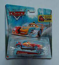 Disney Pixar Cars Ice Racers RIP CLUTCHGONESKI 1:55 New 2015