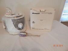 Fondue maker BRAVETTI Deep Fryer Nice in box Model EP064