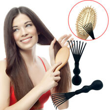 Comb Hair Brush Cleaner Cleaning Embedded Handle Tool Women Beauty Health