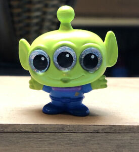 Disney Doorables Series 5, Rare Green Alien from Toy Story