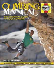 Climbing Manual (Haynes Manuals), New, Nigel Shepherd Book
