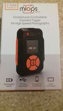 MIOPS Smartphone Controllable Camera Trigger Missing Camera Lead But New In Box