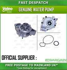 506839 2358 VALEO WATER PUMP FOR CADILLAC BLS 2 2006-2007