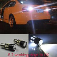 P21W Rear LED Canbus REVERSE WHITE Lamps Lights Bulbs BMW E87 F20 E46 E36 E90/92
