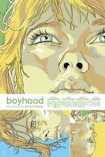 Boyhood MONDO Screen Print Poster SOLD OUT Tomer Hanuka Linklater LIMTED