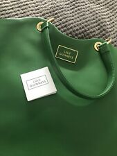 lulu guinness Hand Bag Emerald Green