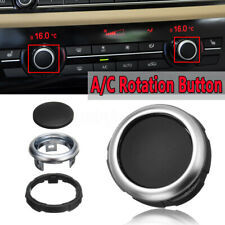 A/C Rotation Knob Button Rotary Actuator For BMW 5 6 7 X5 X6 F11 F12 F13