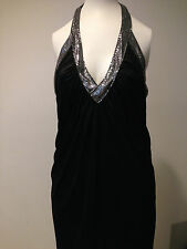 BCBGMAXAZRIA SEXY BLACK DRESS SIZE X-SMALL!!! DB