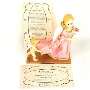 Madame Alexander Guardian Angel figurine Circa 2001 Edition 2 Piece 83