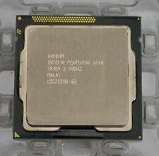 Intel G640 Dual Core (SR059) 2.80 GHz FCLGA1155  Sandy Bridge Desktop Processor