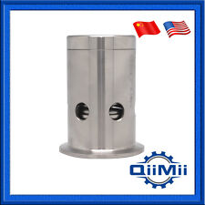 """SS304 1 1/2"""" Stainless Steel Air Relief Valve Clamp Vacuum Safety Valve 1 Bar"""