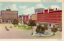 PUBLIC SQUARE WATERTOWN, NY