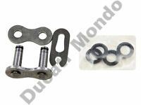 JT Chain split link 520 X1R X ring clip connection motorcycle joint black SL