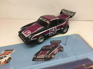 AFX-M/T NOS Porsche 934 Turbo #51 RARE Black/Pur  UNUSED Model Motoring AURORA