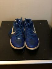 Blue Mens Nike Hyperdunk Basketball Shoes size 11