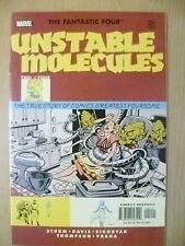 Comic- THE FANTASTIC FOUR Unstable Molecules, Vol.1, No.2, 2 April 2003 (Exc*)