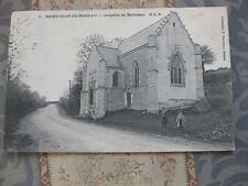 CPA Saint-Jean-De-Boiseau Chapelle de Bethléem Loire-Atlantique