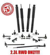 Ford Ranger 92-97 Mazda B2300 94-97 2.3L RWD Front Suspension & Steering Kit