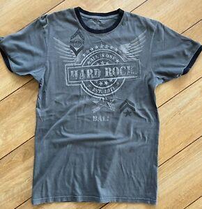 Hard Rock Bali T Shirt In Medium Used