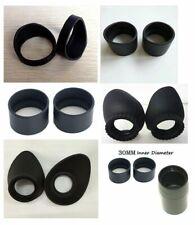 Mikroskop-Teleskop-Okular-Augen-Schild-binokulare Gummischalen-Augen-Schutz