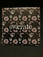 Owlcrate Exclusive Fear the Night Trinket Dish September 2019