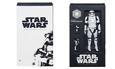 STAR WARS BLACK SERIES FORCE AWAKENS FIRST ORDER STORMTROOPER ACTION FIGURE SDCC
