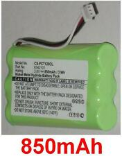 Batterie 850mAh type 6342101 Pour Plantronics CT11