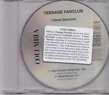 Teenage Fanclub-I Need Direction Promo cd single