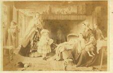 1800s photo HYMN Whene'er I Take My Walks abroad Charles TABER New Bedford MA