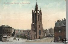 Newcastle  on Tyne St. Nicholas Cathedral  1900's Unposted Postcard