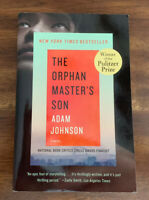 The Orphan Master's Son by Adam Johnson (2012, Paperback) FREE SHIPPING