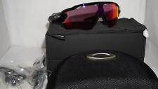 OAKLEY New Sunglasses RADAR PACE Polished Black Prizm Road Clear OO9333-01
