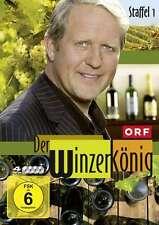 Der Winzerkönig - 1 Staffel - Harald Krassnitzer - 4 DVD Box