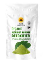 Organic Moringa Powder- 250g, 2 X 250g or 1KG