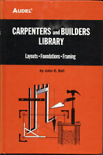 Aduel Carpenters & Builders Library:Layouts*Foundatio ns