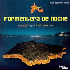 V.A.-FORMENTERA DE NOCHE vol.1-CLUB IRMA CAFE house-NEW 2 CD