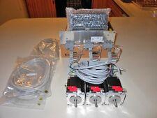 Gecko G540 (Rev 8) & 48v 12.5a & 3 Nema 23 300oz in. *Solderless Package*