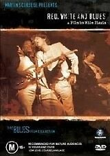 The Blues - Red, White And Blues (DVD, 2005)