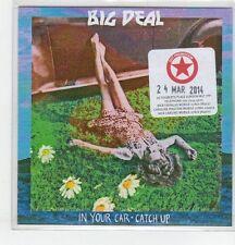 (ER622) Big Deal, In Your Car - 2014 DJ CD
