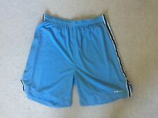 Reebok Athletic Basketball Shorts Large Carolina Blue