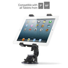 Windshield Car Mount Holder Rotating Suction Stand Dock Cradle For iPad/Tablet
