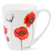 ASHDENE POPPIES COUPE MUG