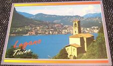 Switzerland Lugano Ticino 16962 Photoglob - posted