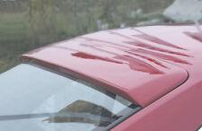 RIEGER Heckscheibenblende Dachspoiler ABS BMW E34 RIEGER-Tuning Dachkantenspoile